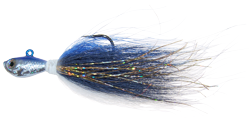 Baitfish Bucktail Jig - WAH-SLV20-PCH