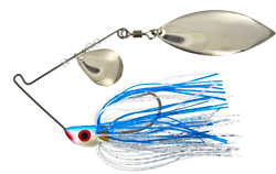 Bitty Bite Spinner Bait WAH-BCW18-BS