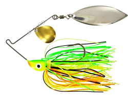 Bitty Bite Spinner Bait WAH-BCW18-FT