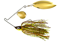 Bitty Bite Spinner Bait WAH-BCW18-PC