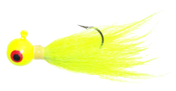 Natural Bucktail Jig WAH - HJ14--10