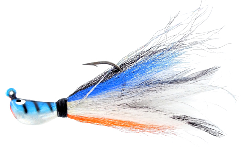 Prism Image Bucktail Jig - 3/8 Oz. - Mackerel