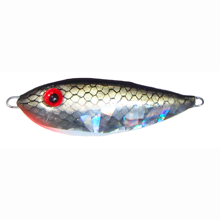 Jig N Shad Spoon - 1.5 oz - Tennessee Shad Holographic