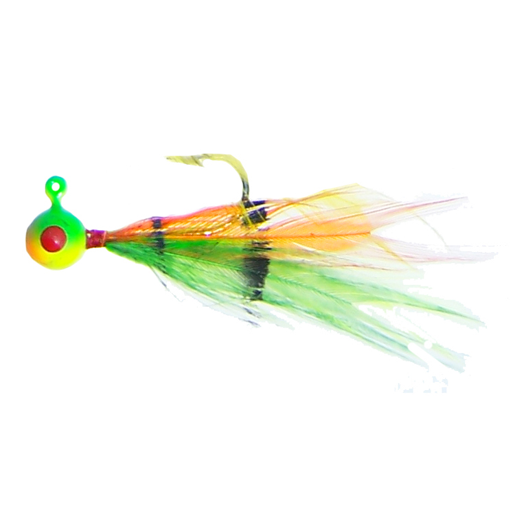 Popeye Jig - 1/64 oz. - Firetiger - 2 pieces
