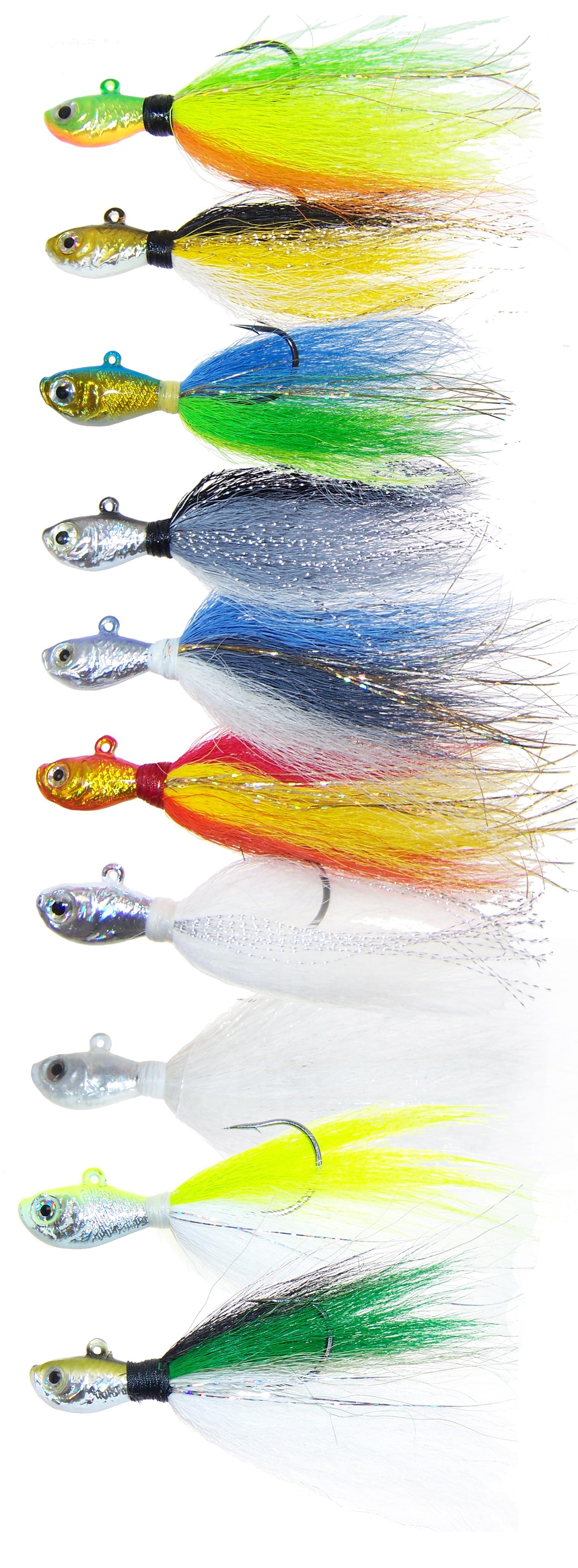 [BB] Hand - Tied Jigs & Lures