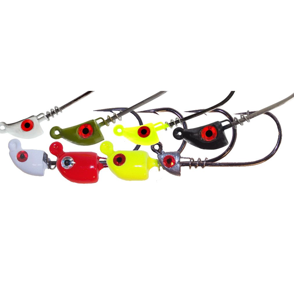 Twist Lock Series Jig Heads